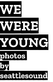 We Were Young book cover