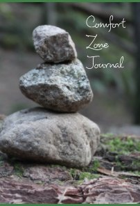 Comfort Zone Journal book cover
