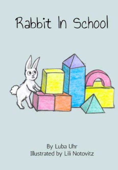 Rabbit in School nach Luba Uhr anzeigen