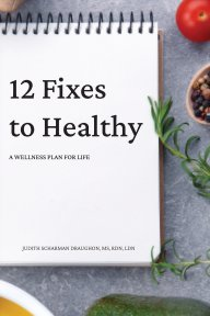12 Fixes to Healthy book cover
