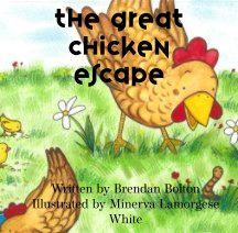 The Great Chicken Escape book cover