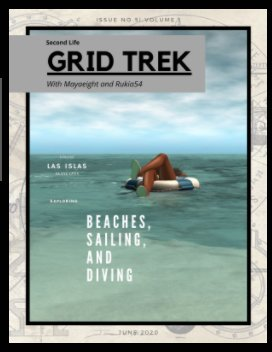 Grid Trek Magazine June 2020 book cover