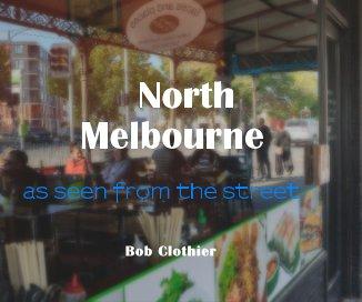 North Melbourne book cover