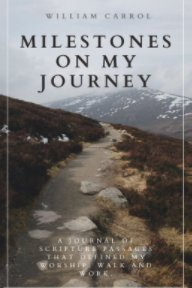 Milestones On My Journey: Introduction book cover