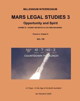 Mars Legal Studies 3 book cover