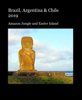Brazil, Argentina and Chile 2019 book cover