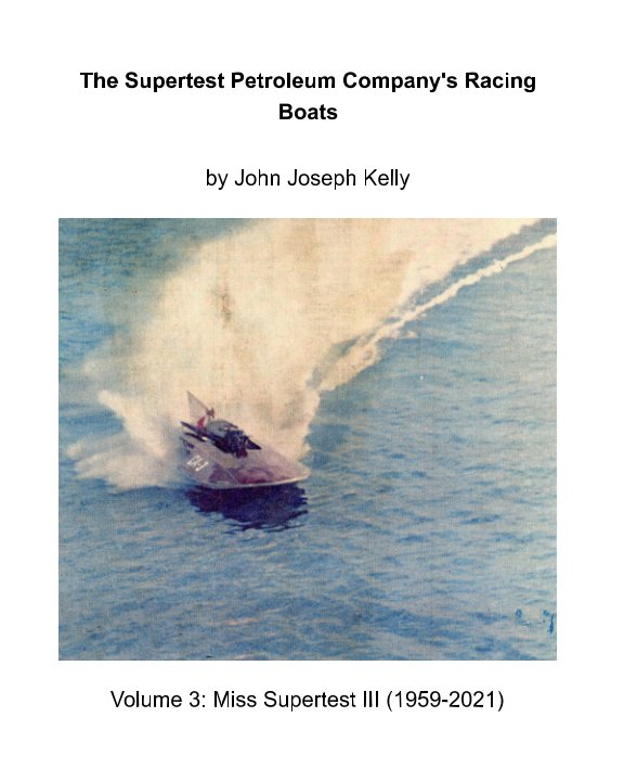 View The Supertest Petroleum Company's Racing Boats by John Joseph Kelly