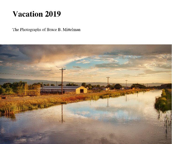 Visualizza Vacation 2019 di Bruce Mittelman