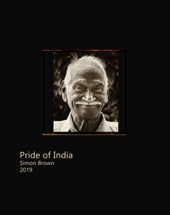 View Pride of India by Simon Brown