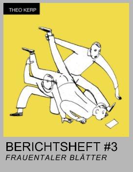Berichtsheft #3 book cover