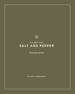 It's Not Just Salt and Pepper book cover