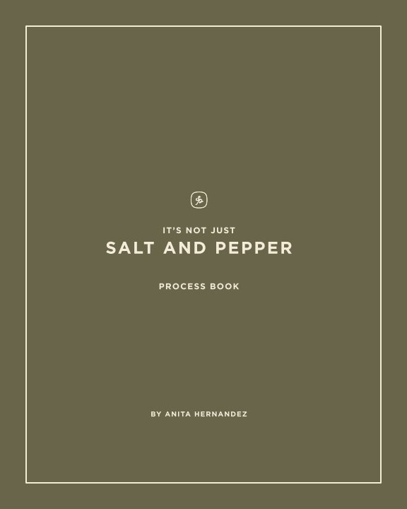 View It's Not Just Salt and Pepper by Anita Hernandez
