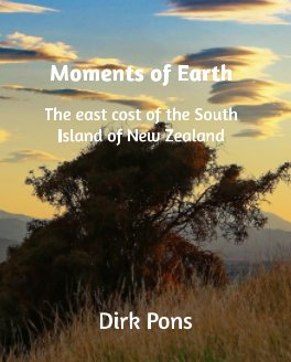 Moments of Earth book cover