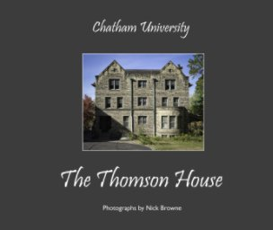 The Thomson House book cover