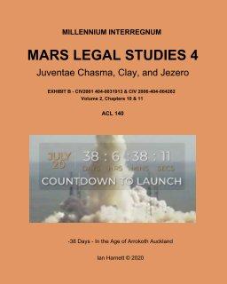 Mars Legal Studies 4 book cover