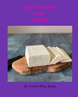 Cocinando Con Amirh book cover
