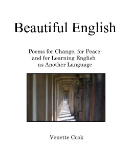 Beautiful English book cover