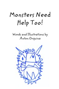 Monsters Need Help Too! book cover