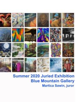 2020Juried Show Catalog book cover