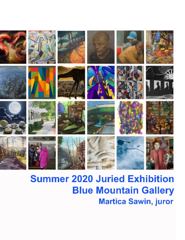 View 2020Juried Show Catalog by Blue Mountain Gallery