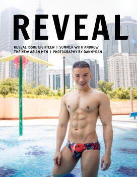 Reveal 18 : Summer With Andrew book cover