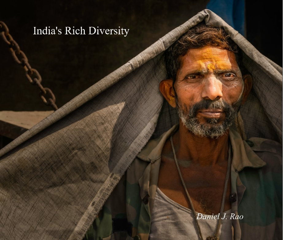 View India's Rich Diversity by Daniel J. Rao