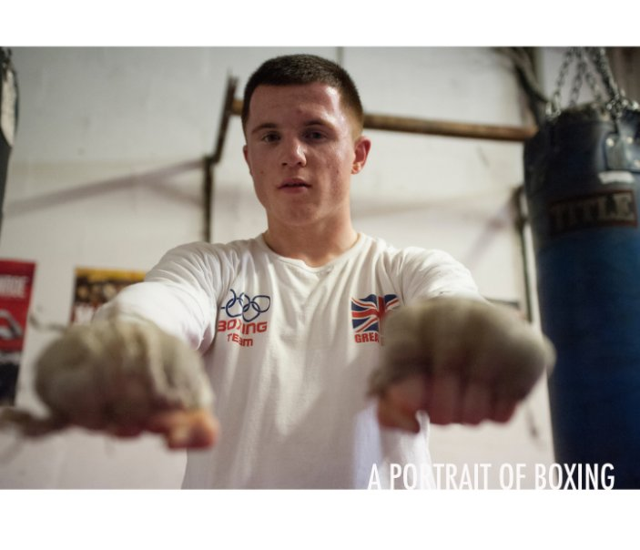 View A Portrait Of Boxing by Mark Jones
