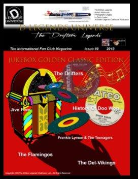 D Legends Universe Fan Club Magazine Issue #9 book cover