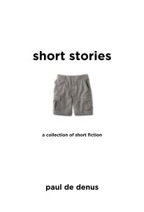 short stories book cover