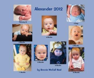 Alexander 2012 book cover