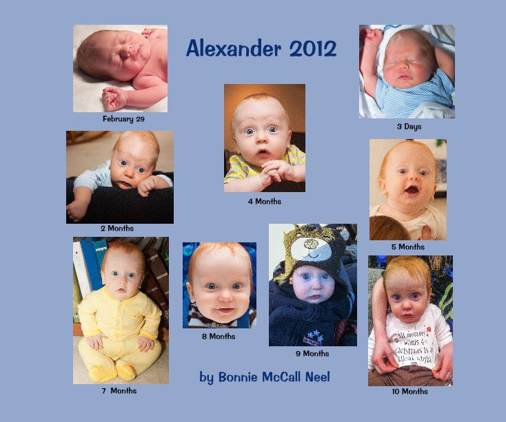 View Alexander 2012 by Bonnie McCall Neel