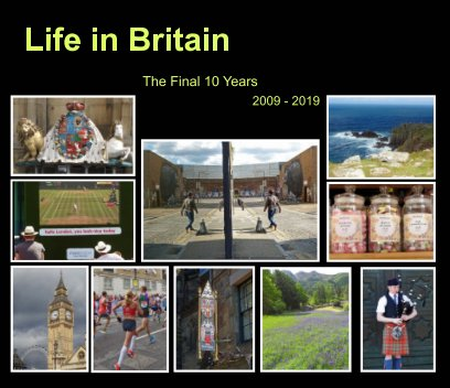 Life in Britain book cover