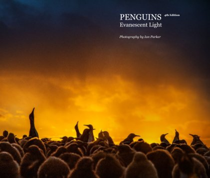 PENGUINS Evanescent Light book cover