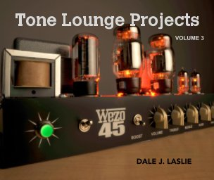 Tone Lounge Projects - Volume 3 book cover