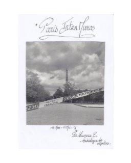Paris Intra-Muros book cover