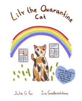Lily the Quarantine Cat book cover