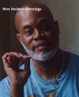 Wim Heldens Paintings book cover
