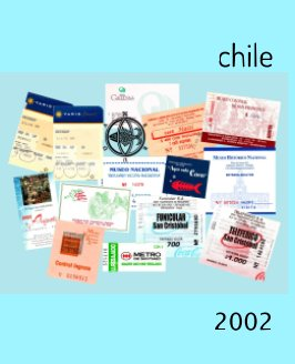 Chile - 2002 book cover