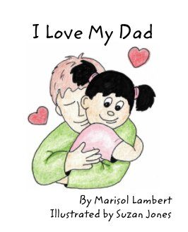 I Love My Dad book cover