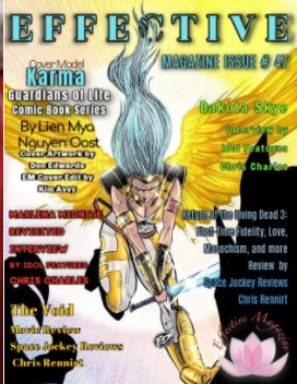 Effective Magazine #47 book cover