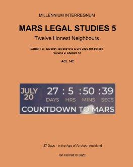Mars Legal Studies 5 book cover