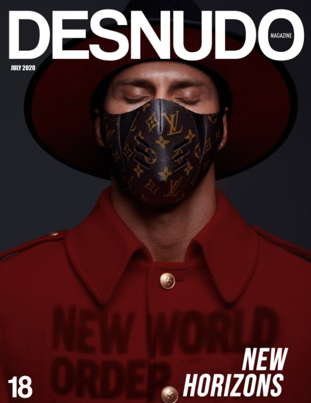 View Issue 18 by Desnudo Magazine
