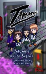Tamashi Volume 6 book cover