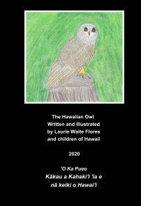 The Hawaiian Owl - Pueo book cover