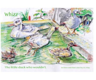 Whizz book cover