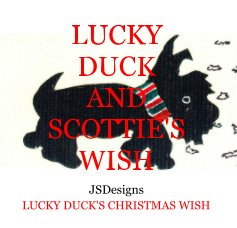 Lucky Duck and Scottie's Wish book cover