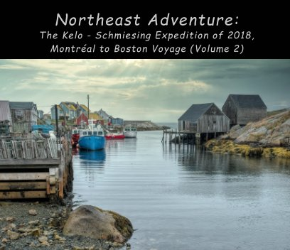 Northeast Adventure book cover