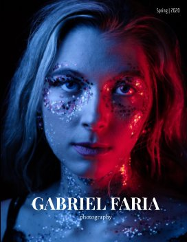 Gabriel Faria Photography book cover