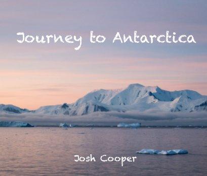 Journey to Antarctica book cover