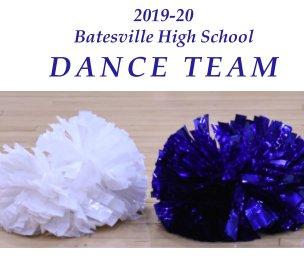 2019-20 Batesville High School Dance Team book cover